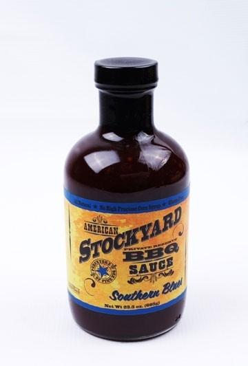 Stockyard BBQ Sauce - Southern Blues