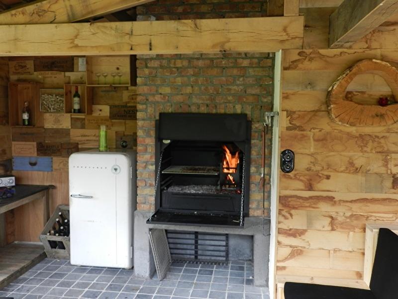 Home Fires Suprême de Luxe 800 Inbouwmodel