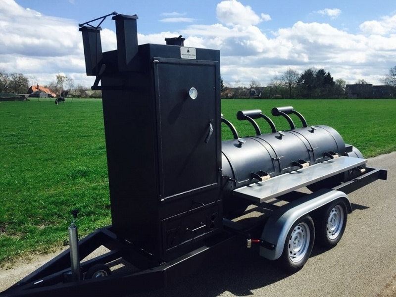 American Smoker 26 inch - exclusief losse grillunit