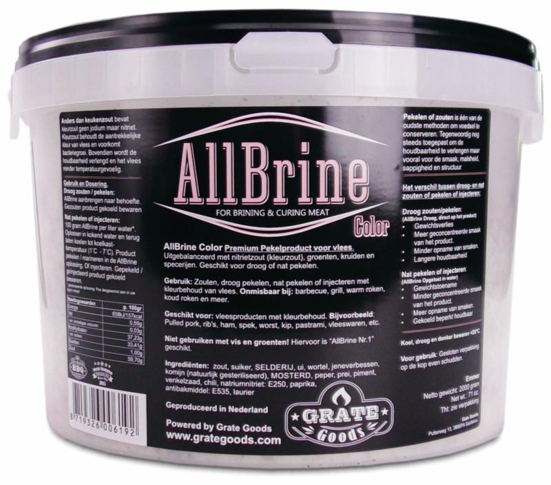 Grate Goods AllBrine Color (emmer 8kg)