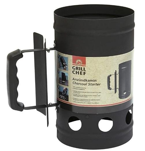 Aansteekhulp (Charcoal Starter) Chimney