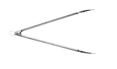 Grilltang (RVS) 40,5 cm