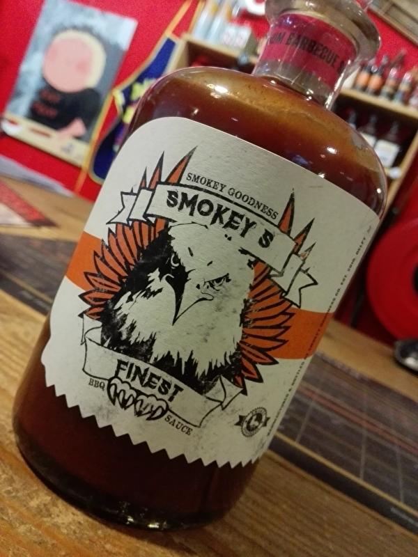 Smokey Goodness - Smokey's Finest