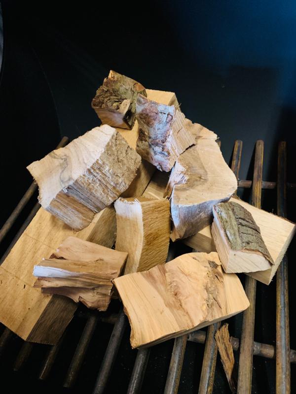 Rookchunks Mixdoos (5 soorten) 5kg