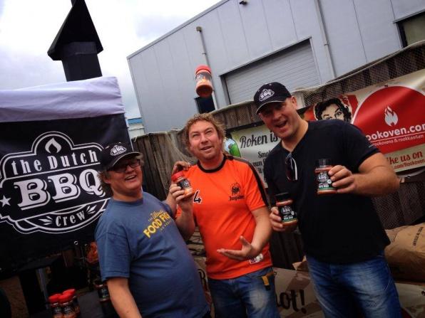 Dutch bbq crew rub