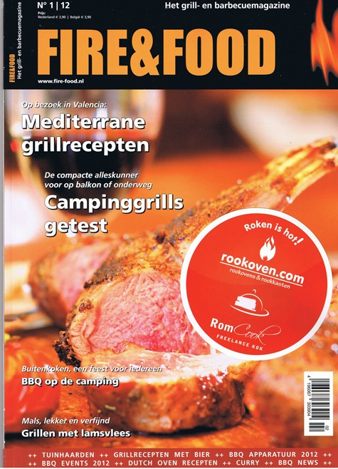fire-food 2012 - deel I