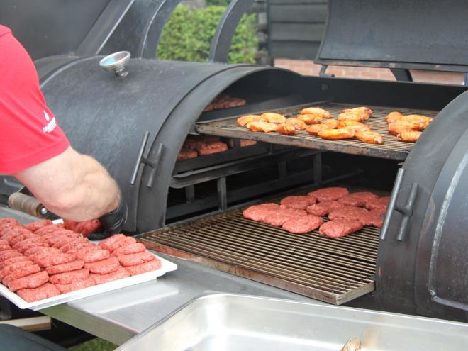 BBQ en Rookoven Catering