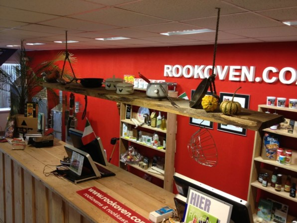 Rookoven Thema Plank