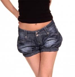 +-NeW+- Leuke Jeans HotPants - met Ballon Effect- Maat 34