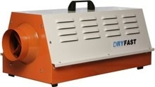 Electrische kachel DFE40T (400V)