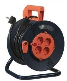 Kabelhaspel XPN 25m Schuko H05VV-F 3x1,5mm²