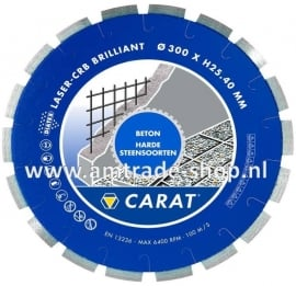 CARAT LASER BETON BRILLIANT - CRB Ø300mm