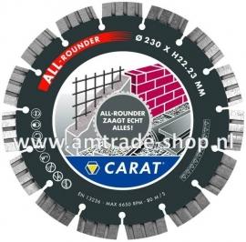 CARAT diamantzaagbladen