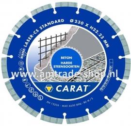 CARAT LASER BETON STANDAARD - CS Ø115mm