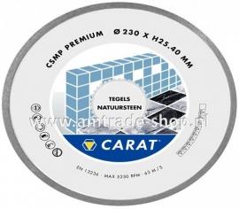 CARAT TEGELS PREMIUM - CSMP Ø115mm