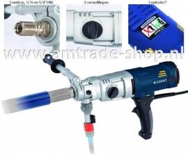 CARAT diamantboormachine A-2012 Controtec®