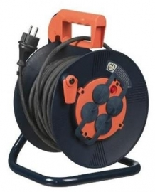 Kabelhaspel XPD 25m Schuko H07RN-F 3X1,5mm²