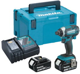 Makita DTZ152RFJ 18V slagschroefmachine losse body in M-box