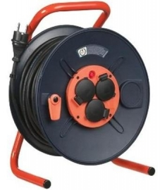 Kabelhaspel Pro XP 25m Schuko H07RN-F 3x1,5mm²