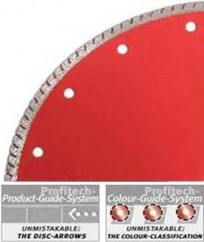 ProfiTech diamant tegelzaagblad TS Fliese Premium Plus Ø200 / 25,4 Profi Line