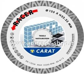 CARAT TEGELS / NATUURSTEEN RACER - CDB Ø115mm