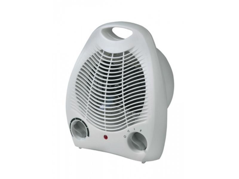 Kampeerkachel / ventilatorkachel 2KW