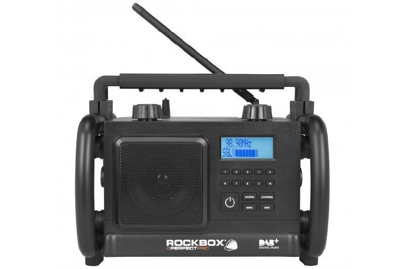 ROCKBOX® Bouwradio