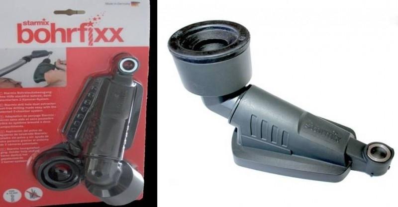 Starmix Bohrfix uniek