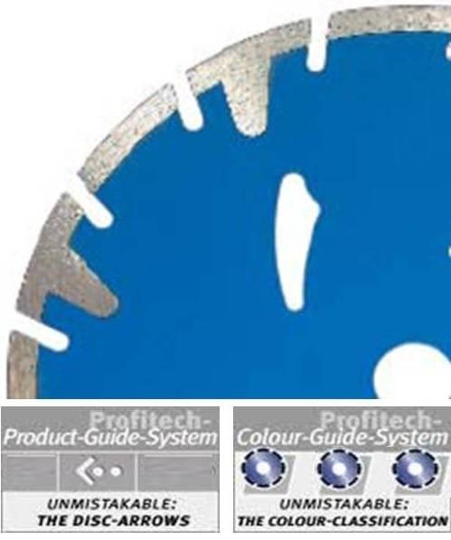 ProfiTech diamantzaagblad Speed K Ø115 Profi-Line
