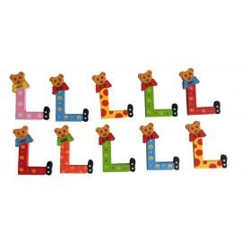 Kleine berenletter L