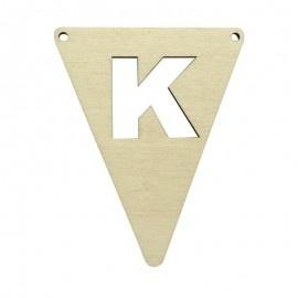Vlagletter K