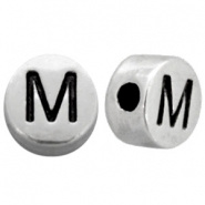 Metal look letterkraal M