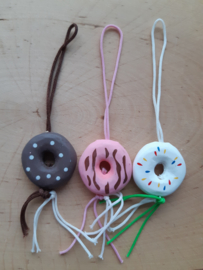 Gelukspoppetje donut