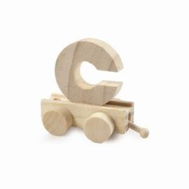 Treinletter C