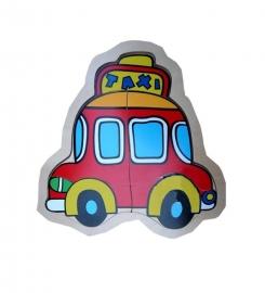 Puzzel taxi