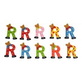 Kleine berenletter R