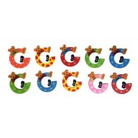Kleine berenletter G