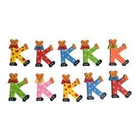 Kleine berenletter K