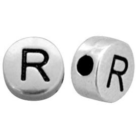 Metal look letterkraal R
