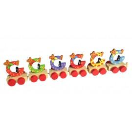 Treinletter G