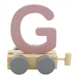 Treinletter G roze