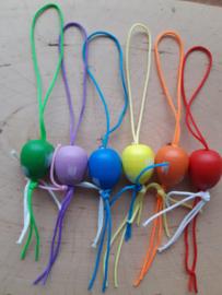 Gelukspoppetje ballon