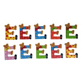 Kleine berenletter E