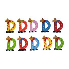Kleine berenletter D