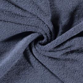 Badstof jeansblauw (006)