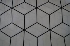 Stokke Tripp Trapp kussenset kubus off-white/zwart