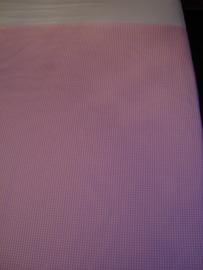 Dekbedovertrek  boerenbont ruit (1 cm) 120 x 150 cm