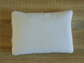 Poppenkussen 11 x 15 cm