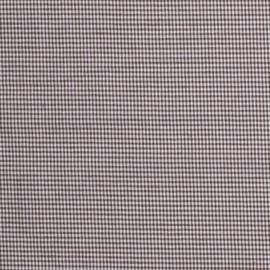 Boerenbont ruit donkerbruin (055)