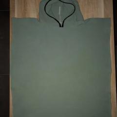 Hydrofiele cape - strandcape - badcape met naam
